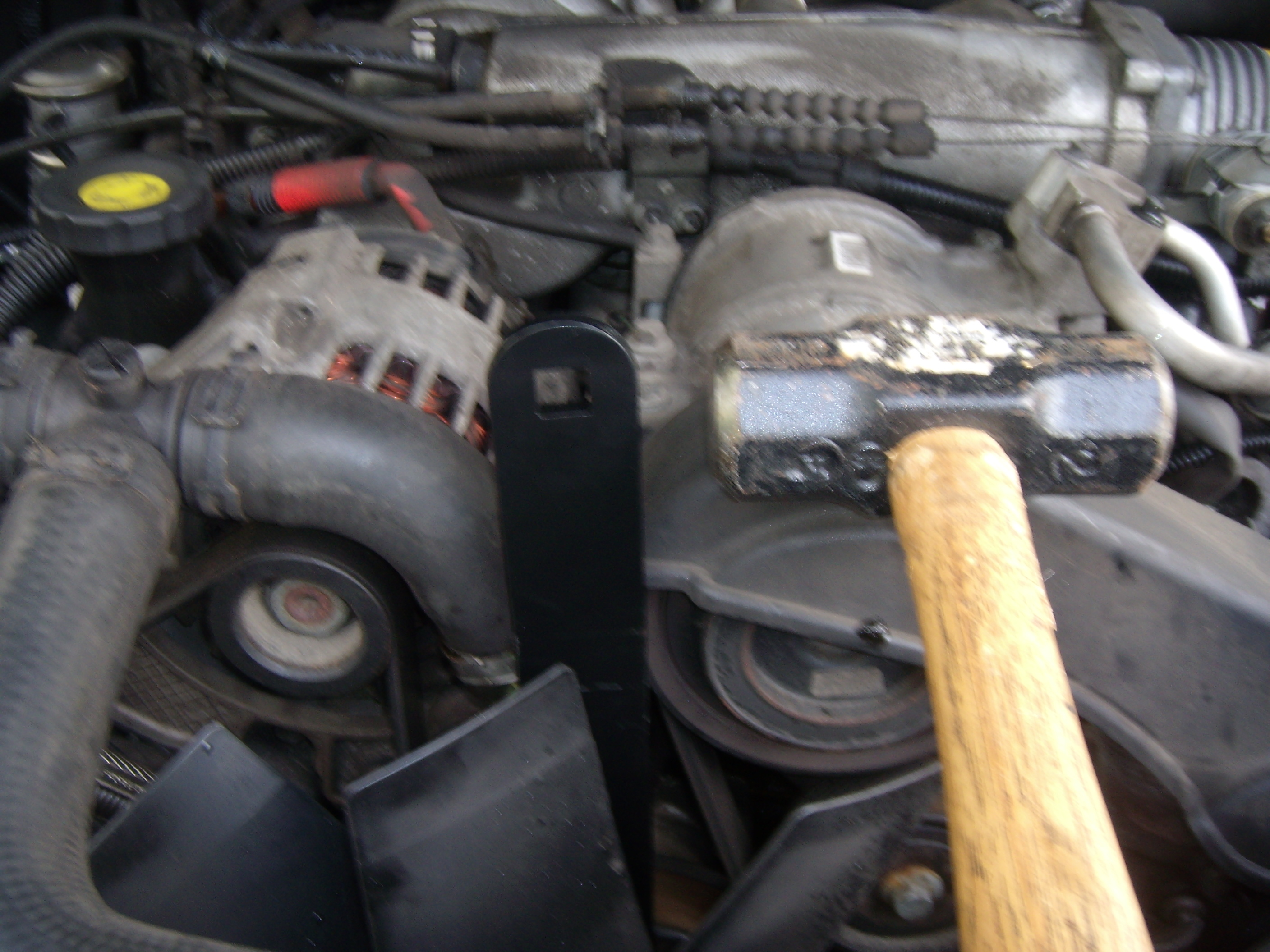 discovery rover radiator conversion tdi land conversions rovers engine series into landrover